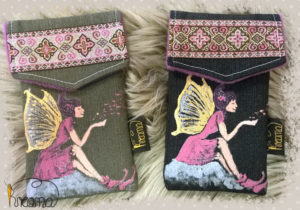 Smartphonetasche-Handytasche-Elfe-Jeans