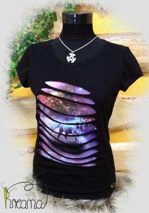 Titelbild-Shirt-Einhorn-schwarz-kurzarm