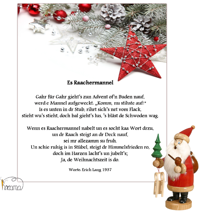 Weihnachtsgruß 2019 mit Weihnachtsmann-klein